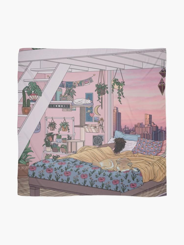 Alternate view of Sweet Dreams Scarf