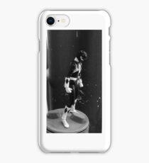 Mighty Morphin Black Ranger iPhone Case/Skin