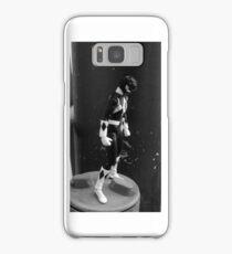 Mighty Morphin Black Ranger Samsung Galaxy Case/Skin