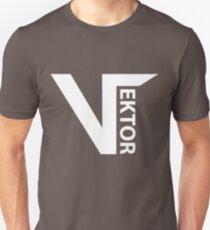 V for Vektor Unisex T-Shirt
