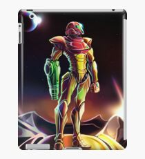 Vinilo o funda para iPad Samus Power Suit