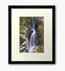 Dorothy Falls, Westland Framed Print