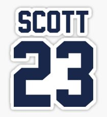 One Tree Hill - Nathan's Jersey Sticker
