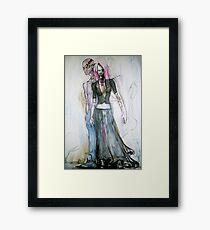 Zombie Punx Framed Print