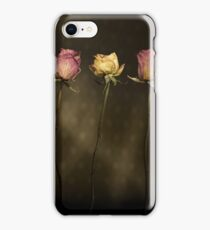 3 Roses iPhone Case/Skin