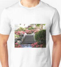 Springtime, Chinese Friendship Gardens, Sydney, Australia. T-Shirt