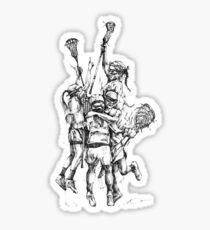 Victory (Female) Sticker