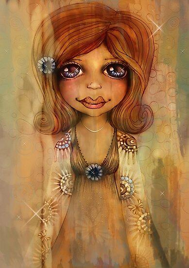 Miss Honey by © Karin Taylor