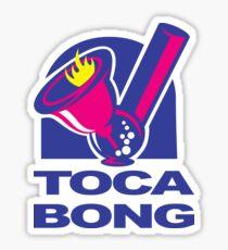 Toca Bell Bong Fun Sticker