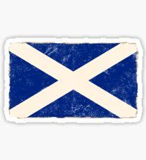 Scottish Flag Sticker