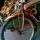 Bicycle desolate by chrissylong