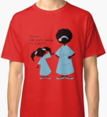 "Sister ~ Sister  ""Look Who's Coming"" (boy) Classic T-Shirt"