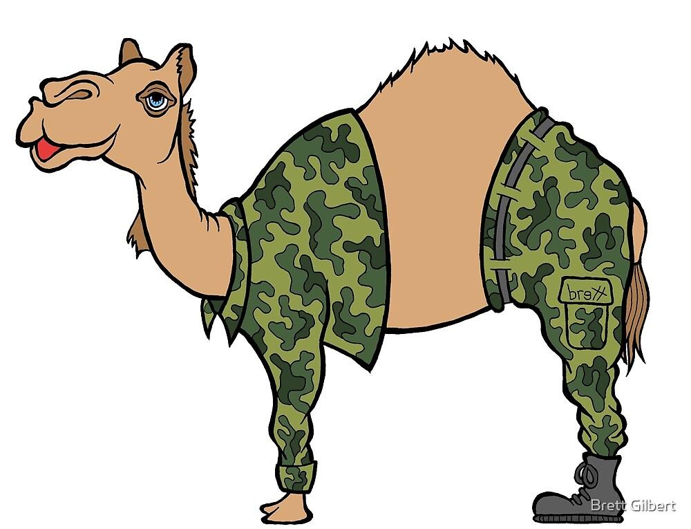 camelouflage by Brett Gilbert