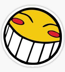Cowboy Bebop Radical Ed Smiley Sticker