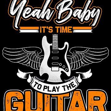 Guitar musician by GeschenkIdee