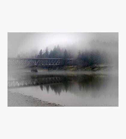 Lone Traveler Photographic Print