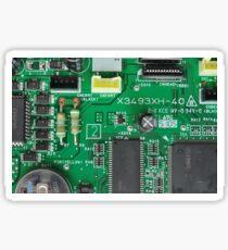 Electronic circuit board Sticker