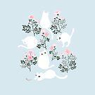 Muster Alltag | Katzen im Garten von jjsgarden