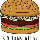 Sir Lanshallot by geeksweetie