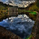Gibson Mill by Lucy Martin