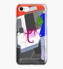 Rapt in Tentacles Collaboration Challenge! iPhone Case/Skin