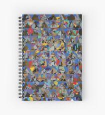 AW61 Spiral Notebook