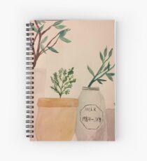 Jars Spiral Notebook