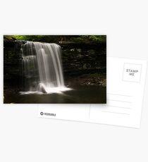 Harrison Wright Waterfalls-Ricketts Glen State Park Postcards