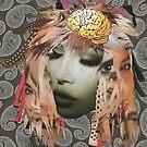 Schizophrenic Daydream by Michelle Cordes