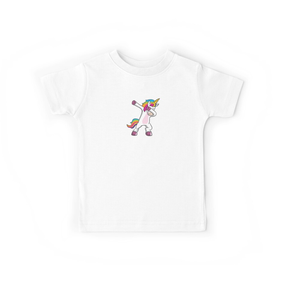 Unicorns Are Born In March Shirt Birthday Month Gift Tee von haselshirt
