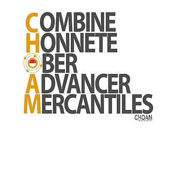 Combine Honnete Ober Advancer Mercantiles by chazy73