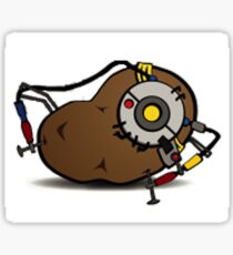Portal Glados Potato Games Gifts Merchandise Redbubble