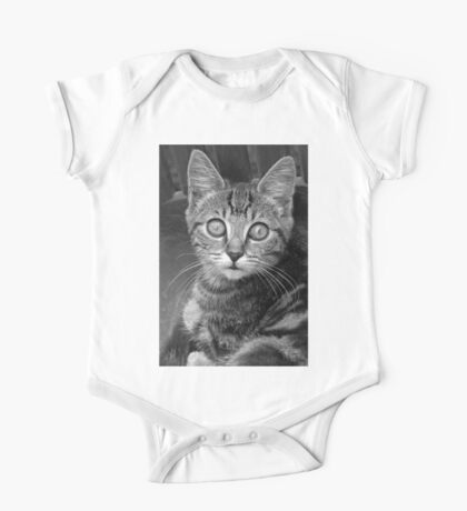 cats - Chat 2  N & B h) by Olao-Olavia / Okaio Créations  by fz 1000 2014 One Piece - Short Sleeve