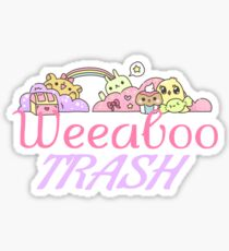 Nothing but Trash Sticker