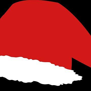 Christmas cap by NovaPaint