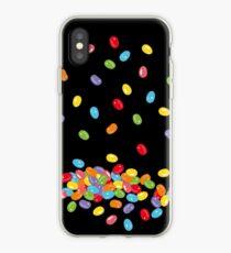 Ostern Jelly Beans Bonbons Süßigkeiten Osterfest iPhone-Hülle & Cover