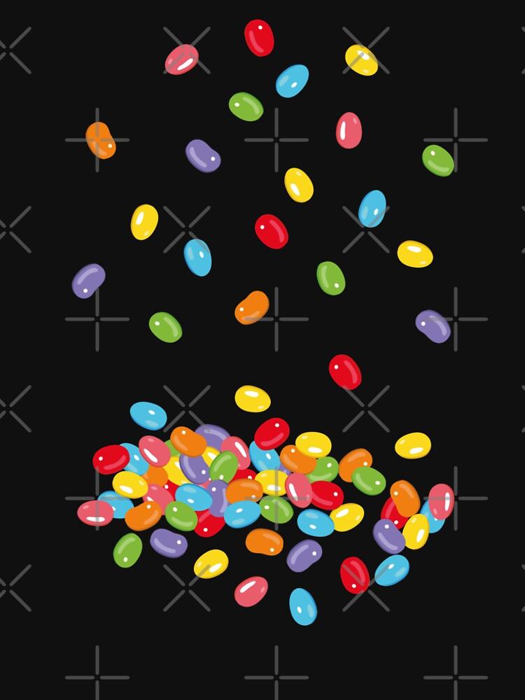 Ostern Jelly Beans Bonbons Süßigkeiten Osterfest von ChristineKrahl