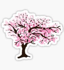 Cherrytree Blossom Sticker