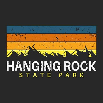 Hanging Rock State Park North Carolina NC by fuller-factory