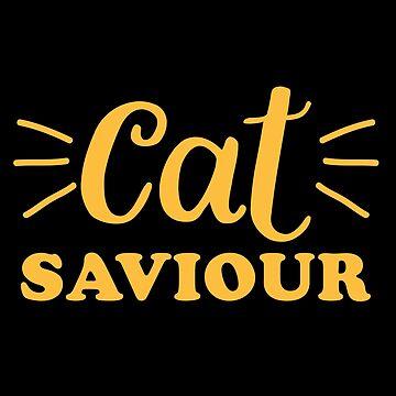 CAT SAVIOUR by jazzydevil