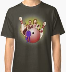 Dude,  let's go bowling. Classic T-Shirt