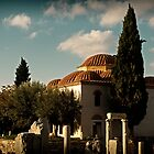 Fethiye Mosque in Athens by Cassi Moghan