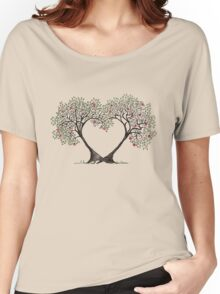 love trees Women's Relaxed Fit T-Shirt