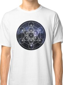 Metatron's Cube Classic T-Shirt