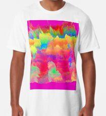 Farbexplosion Longshirt
