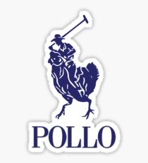 Pollo Sticker