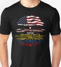 Kolumbien Unisex T-Shirt