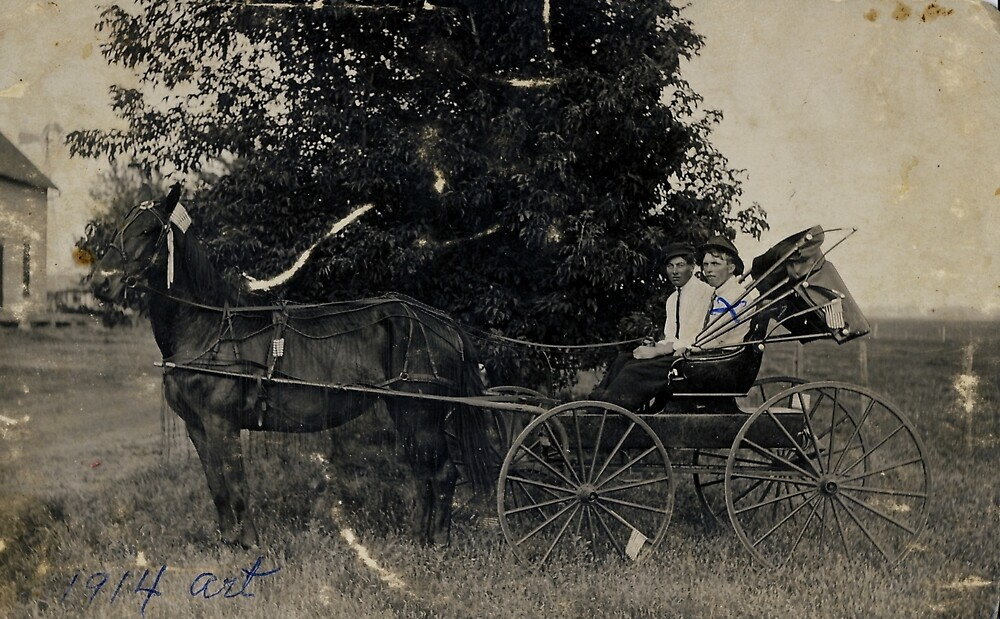 Art Richardson 4th of July 1914 by Randy Sprout