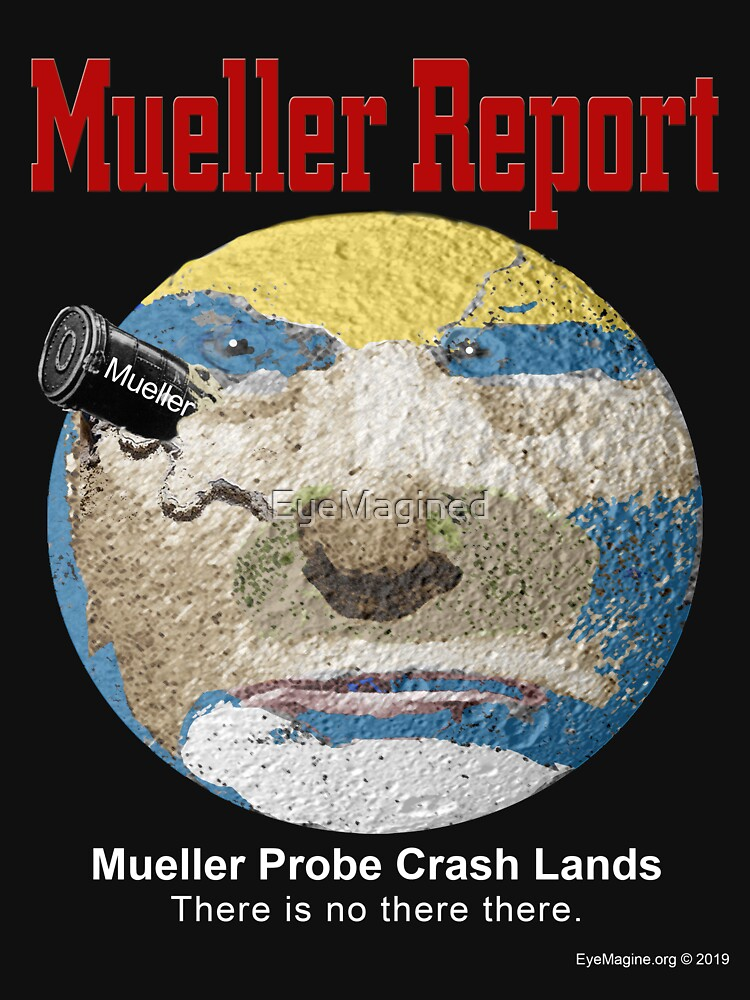 The Mueller Report by EyeMagined