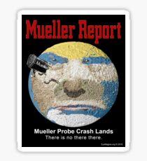 The Mueller Report Sticker